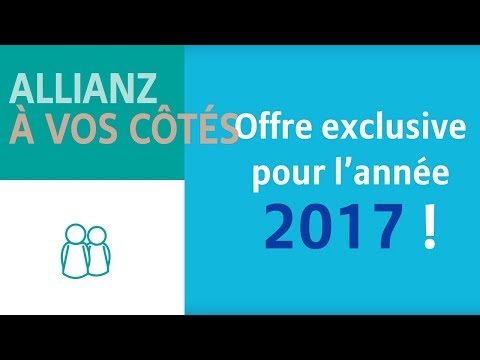 Allianz + 2017, sponsor de votre capital
