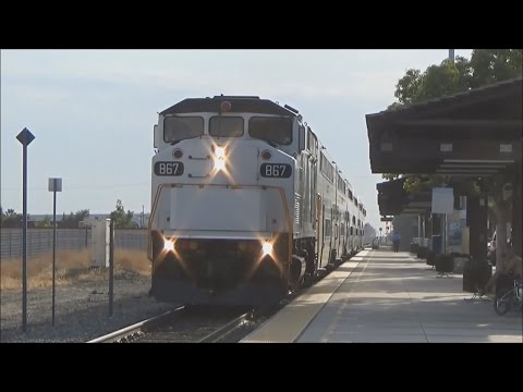 Railfanning Rialto - 6/30/15