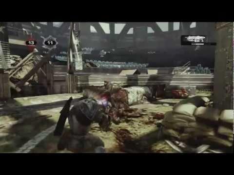 Gears of War 3 Multiplayer Gameplay
