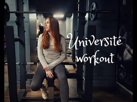 journée-dans-mon-assiette- -cake-aux-Épinards.université.-workout-  -كعك-السلق.جامعة.رياضة