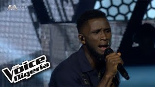 "Idyl - ""Prisoner""  / Live Show / The Voice Nigeria Season 2"