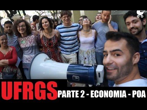UFRGS – Parte 2 – Economia