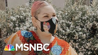 Public Health Expert: Keep Wearing A Face Mask | The 11th Hour | MSNBC