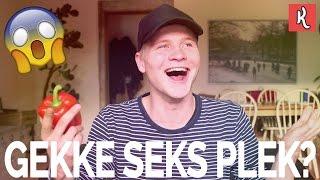 DE RAARSTE PLEK WAAR IK SEKS HEB GEHAD? - GUILTY Q&A | Kalvijn