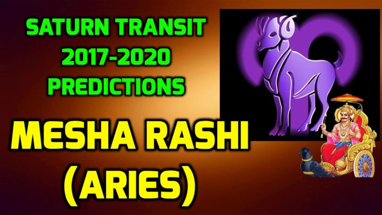 Mesha Rashi 2019-2020 Predictions | Aries Moon Sign Vedic