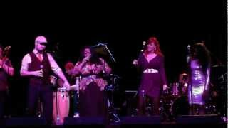 Incognito feat. Maysa - US Tour 2012