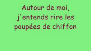 Poupée de cire poupée de son paroles ( France Gall )