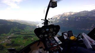 Video Cockpit View Robinson R44 Raven II download MP3, 3GP, MP4, WEBM, AVI, FLV Mei 2018