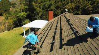 Sunlux Solar Installation Time Lapse