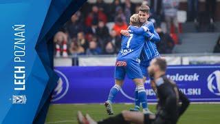 Z pokorą, ale po swoje. Kulisy meczu: Resovia - Lech Poznań 0:4
