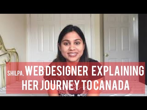 Shilpa (Web Designer) Explaining Her Journey To Canada!! TAURUS INFOTEK SUCCESS STORY