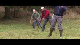 Se videoen: Høslet som naturpleje