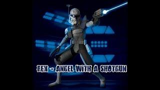 """Star Wars The Clone Wars """"Rex - Angel with a Shotgun"""" PL"""