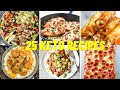 25 Keto Recipes For Weight Loss | TikTok Compilations #ketorecipes