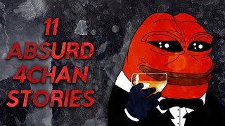 STRANGE and ABSURD Stories from 4chan