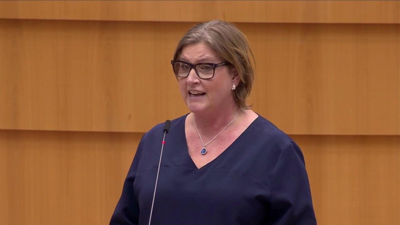 Karin Karlsbro 10 Feb 2021 plenary speech on Covid 19 Vaccination Strategy