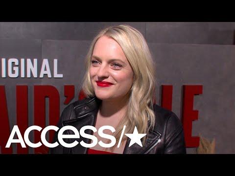 'The Handmaid's Tale's' Elisabeth Moss Teases Darker Season 2: 'We Push It Pretty Far'  Access