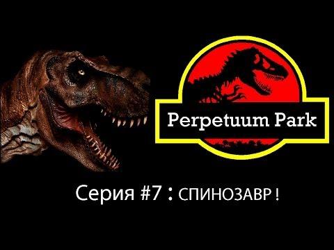 |Парк Юрского Периода Операция Генезис| Новые моды + новые динозавры