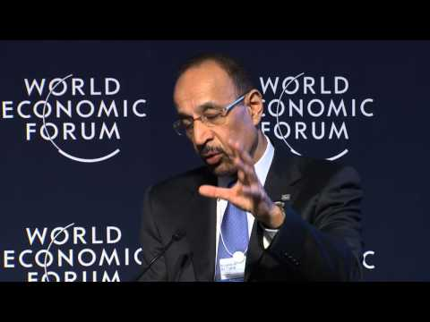 Davos 2015 - The Geo-Economics of Energy