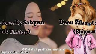 Download Video Deen Salam - Cover By Sabyan (Chipmunk Version) MP3 3GP MP4