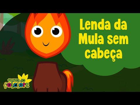Lenda da Mula sem cabeça: Turma do Folclore