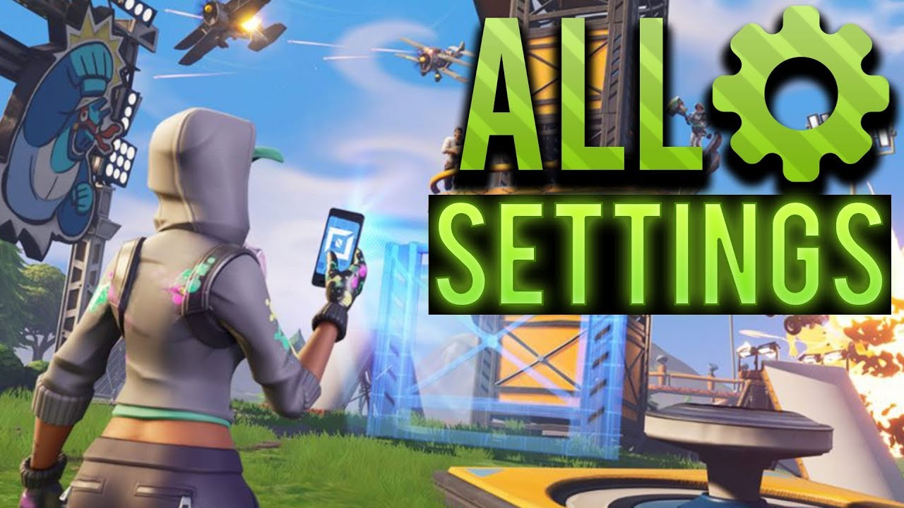 Fortnite Creative Mode Tutorial All Island Settings Stop