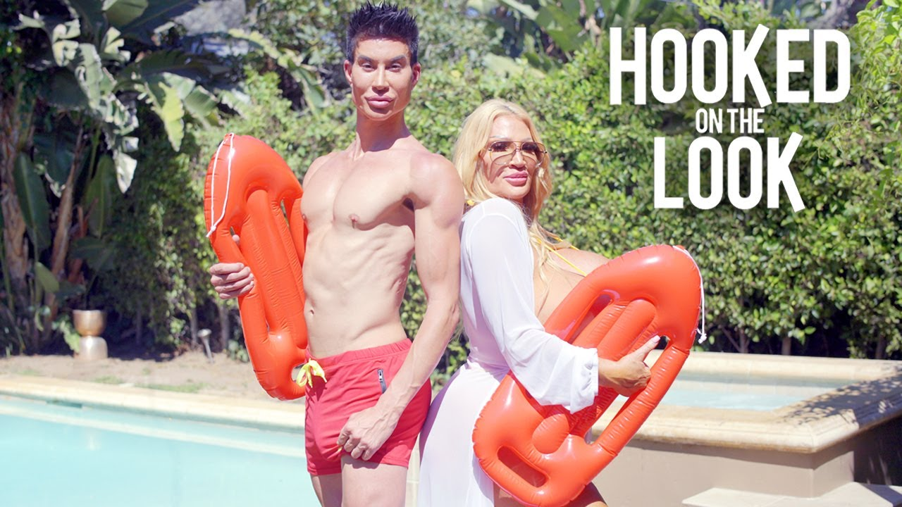 $1M Human Ken Doll Meets Supersized Surgery Mom | HOOKED ON THE LOOK