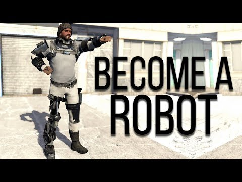 Become a ROBOT - Fallout 4 Mods Weekly - Week 82 (PC/Xbox One)