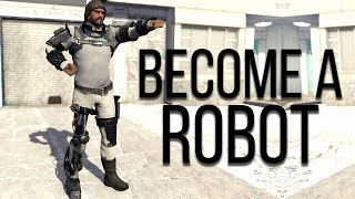 Become a ROBOT - Fallout 4 Mods Weekly - Week 82 PC Xbox One