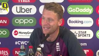 Jos Buttler Speaks Ahead of England's 2019 ICC World Cup Match vs India | The Quint