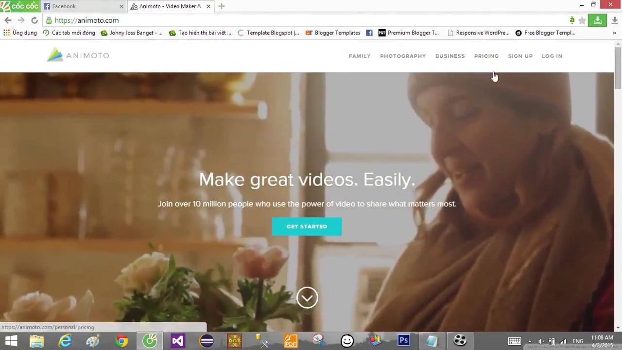Hướng dẫn làm video online – trực tuyến bằng phần mềm miễn phí!
