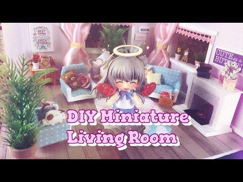 Nendoroid DIY Miniature Living Room