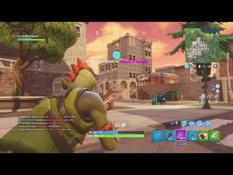 1vs17 clutch in TEAMS OF 20 FORTNITE BATTLE ROYALE BEST XBOX PLAYER