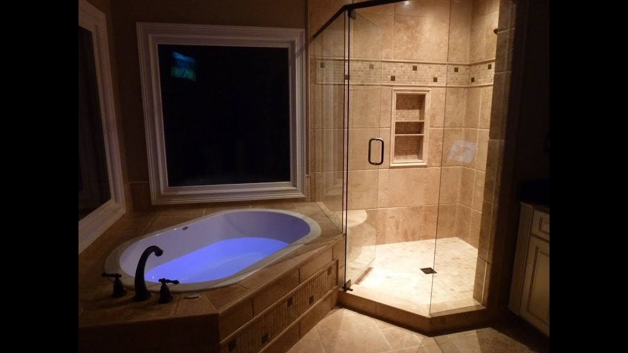 How to build remodel bathroom from scratch befor and for Redo bathtub