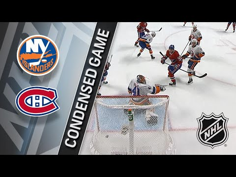 02/28/18 Condensed Game: Islanders @ Canadiens