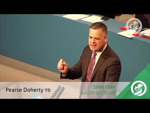 Pearse Doherty TD: