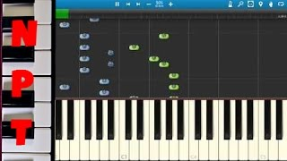 5 Seconds of Summer - Over And Out - Piano Tutorial - How to play Over and Out