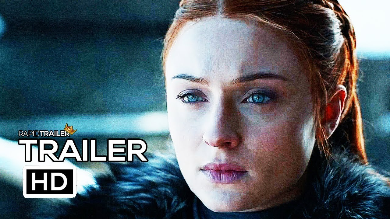 GAME OF THRONES Season 8 Official Trailer (2019) GOT, New Series HD - YouTube