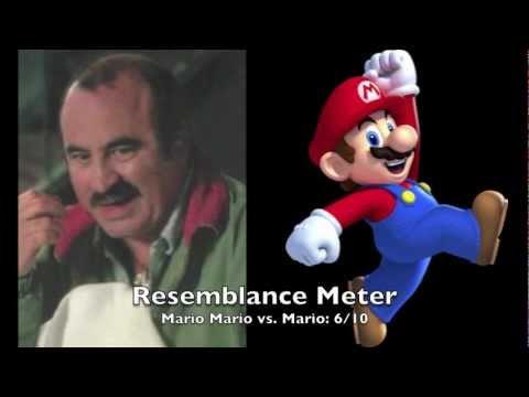 Super Mario Bros Movie Vs Game Youtube