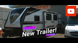 We Bought a New Trailer!