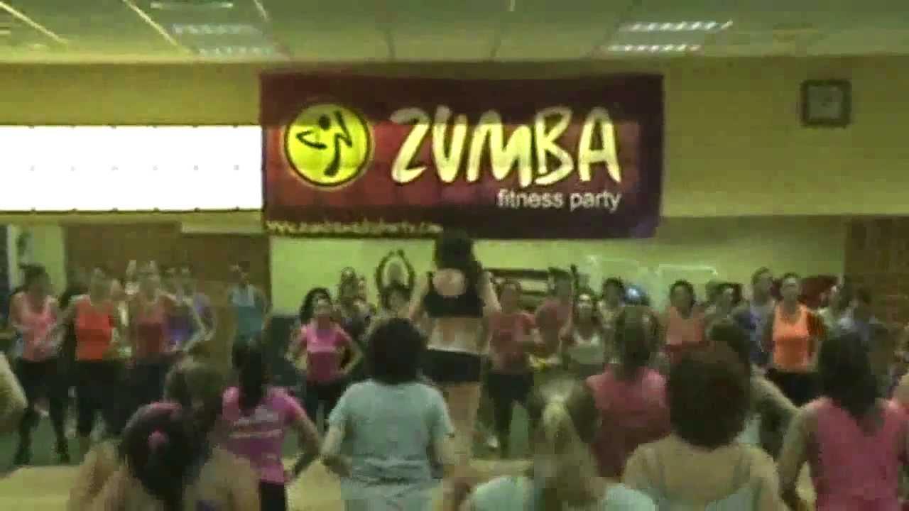 Clases De Zumba Fitness Party En Alcobendas Y San Sebastian De Los Reyes