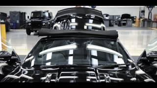 Jaguar F-TYPE Project 7 | Fitting the Bimini Hood