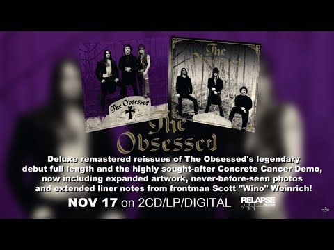 THE OBSESSED - The Way She Fly (Official Audio)