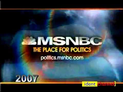 MSNBC 1996 - 2009