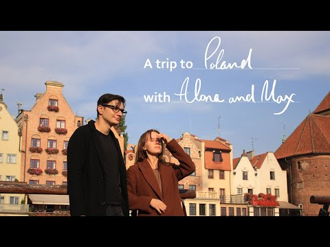 A trip to Poland | Artist's life | PAINTING