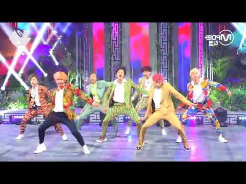 BTS (방탄소년단) 'IDOL' Dance Practice [Mirrored]