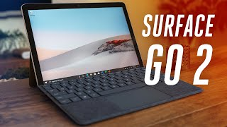 Surface Go 2 first look: 3 big upgrades