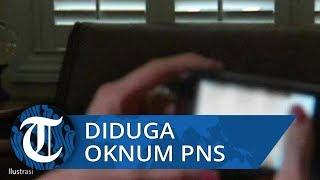 Viral Video Syur Diduga Oknum PNS Dalam Mobil, Masih Berpakaian Dinas Lengkap