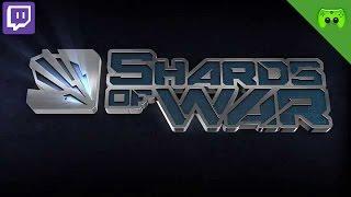 SHARDS OF WAR STREAM (27.10.2014) «» Shards of War | Live-Mitschnitt