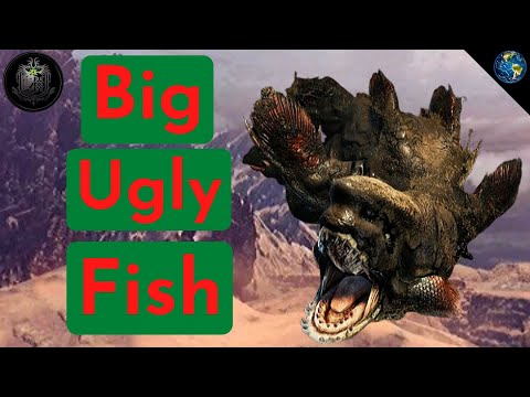 Monster Hunter World Episode 5 Big Ugly Fish